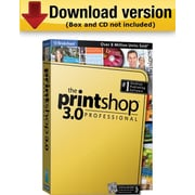 The Print Shop 3.0 Professional for Windows (1-User) [Download]