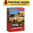 Total 3D Home Design Deluxe 11 for Windows (1-User) [Download]