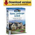 Total 3D Home, Landscape & Deck Premium Suite 12 for Windows (1-User) [Download]