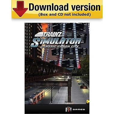 Trainz Simulator: Classic Cabon City for Windows (1-User) [Download]