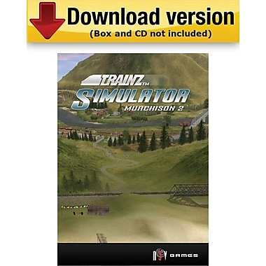 Trainz Simulator: Murchison 2 for Windows (1-User) [Download]