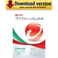 Trend Micro Titanium Internet Security 2013 for Mac (1-User) [Download]