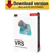VRS Recording System Enterprise for Windows (1-User)  [Download]