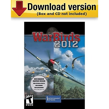 Warbirds 2012 for Mac (1-User) [Download]