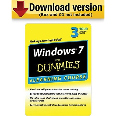 Windows (1-User) 7 For Dummies for Windows (1-User)