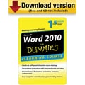 Word 2010 For Dummies - 30 Day Access for Windows (1-User) [Download]