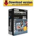 Xara Web Designer MX Premium for Windows (1-User) [Download]