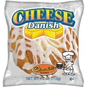 Cloverhill® Round Cheese Danish, 4 oz., 12/Pack