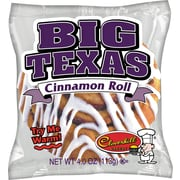 Cloverhill® Big Texas Cinnamon Roll, 4 oz., 12/Pack