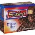 Mrs. Freshley's Buddy Bars, 24 Boxes/Carton