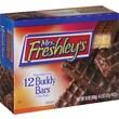 Mrs. Freshley's Buddy Bars, 24 Boxes/Carton