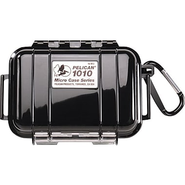Pelican 1010 Micro Case Black with Clear Lid