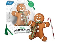 Bright Air® Holiday Gingerbread Man Air Freshener, Ginger Cookie