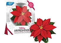 Bright Air® Holiday Poinsettia Air Freshener, Cinnamon Spice