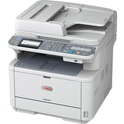OKI® MB491 Mono All-in-One Laser Printer