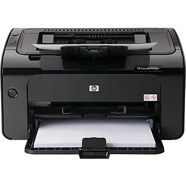 HP® LaserJet Pro (P1102W) Wireless Monochrome Laser Printer