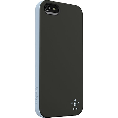 Belkin Grip Candy Case for iPhone 5, Blacktop/Ice