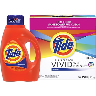 Tide® Laundry Detergent