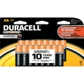 Duracell AA Coppertop Alkaline Batteries, 16/Pack