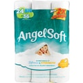 Angel Soft Big Rolls Bath Tissue, 2-Ply, 24 Rolls/Case
