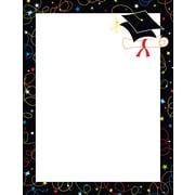 Great Papers® Graduation Swirls Letterhead