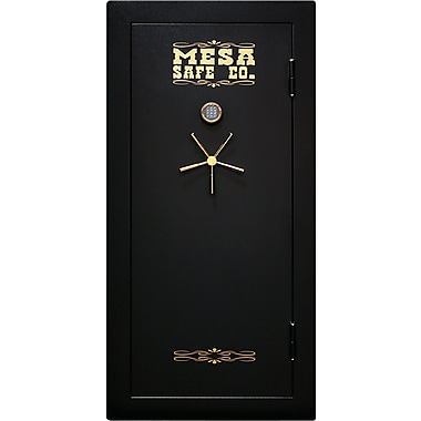 Mesa 32 Gun Safe Electronic Lock with Premium Delivery