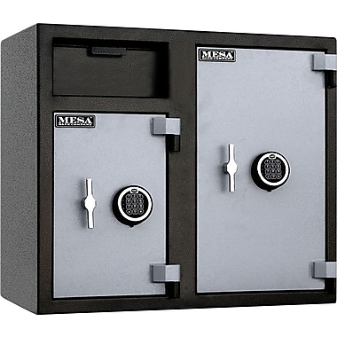 Mesa™ 6.7 Cubic Ft. Double Door Depository Safe