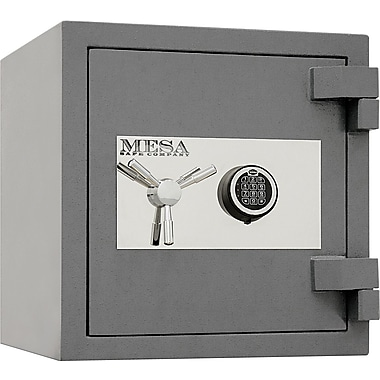 Mesa 2.4 cu ft High Security Electronic Lock Safe with Standard Delivery