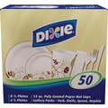 Dixie All-In-One Tableware Combo Pack, 50 Place Settings