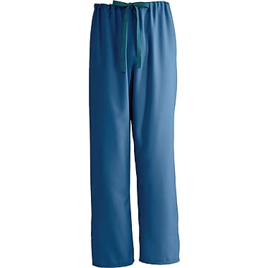 PerforMAX™ Unisex Rev Drawstring Scrub Pants, Misty Green, MDL-CC, Small, Reg Length