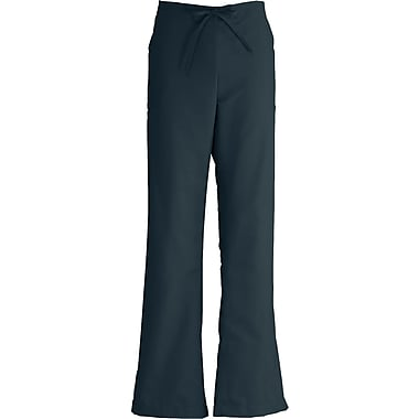 Medline ComfortEase Women Medium Modern Fit Cargo Scrub Pant, Black (8865DKWM)
