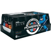 Powerade ION4 Sports Drink, Assorted, 591 mL Bottles, 24-Pack