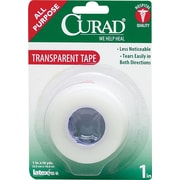 "Curad® Sport Tapes, 10 yds L x 1"" W, 24/Pack"