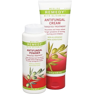 Remedy® Olivamine Antifungal Creams, 4 oz