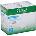 Curad® Non-adherent Pads, 3in. L x 2in. W, 100/Box