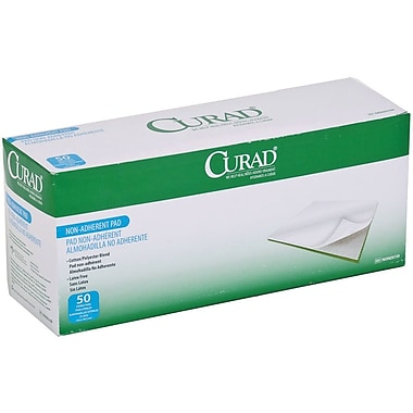 Curad® Non-adherent Pads, 8