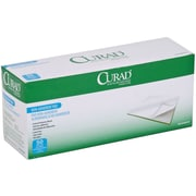 "Curad® Non-adherent Pads, 8"" L x 3"" W, 50/Box"
