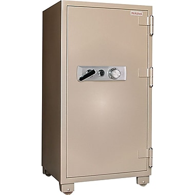 Mesa 6.8 cu ft 2 Hour Fire Combination Lock Safe with Standard Delivery