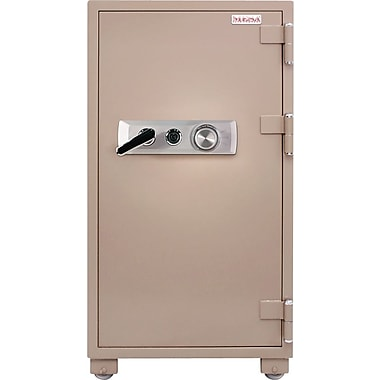 Mesa 6.8 cu ft 2 Hour Fire Combination Lock Safe with Premium Delivery