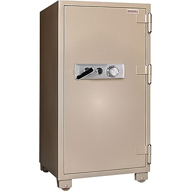 Mesa 8.5 cu ft 2 Hour Fire Combination Safe with Standard Delivery