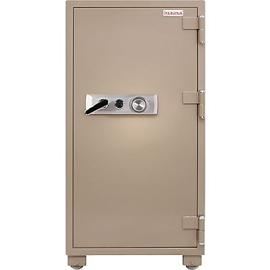 Mesa 8.5 cu ft 2 Hour Fire Combination Safe with Premium Delivery
