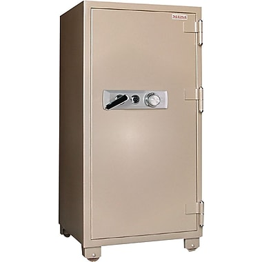 Mesa 13.3 cu ft 2 Hour Fire Combination Lock Safe with Standard Delivery