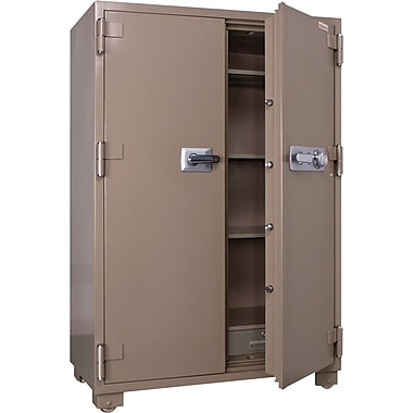 Mesa 20.7 cu ft Double Door Combination Lock Safe with Standard Delivery