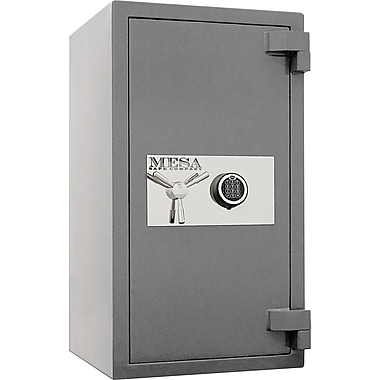 Mesa 4.4 cu ft High Security Electronic Lock Safe with Premium Delivery
