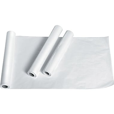 Medline Standard Smooth Exam Table Papers, 225 ft. L x 20in. W, 12/Pack