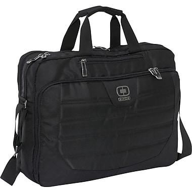 OGIO 17.3in. Top-Zip Laptop & iPad Case, Black