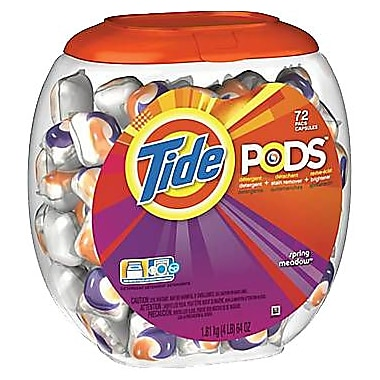 Tide PODS Spring Meadow