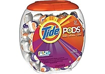 Tide® PODS™ Spring Meadow HE Detergent, 72 ct