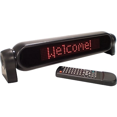 Mystiglo LED Scrolling Messenge Sign