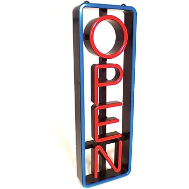 Mystiglo Traditional Swivel LED Sign